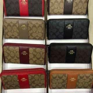 Sale Coach wallet