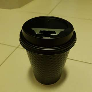 Disposable cup with cover -New