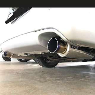 Kakimoto Regu06&R Exhaust