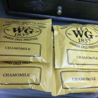 Tea WG TWG 茶包