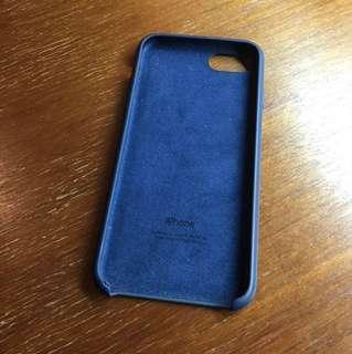 Original Apple Silicone iPhone 7 Case (Midnight Blue)