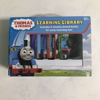 Thomas & Friends Books Toddler Learn Read Education