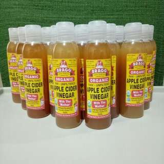 Bragg Apple Cider Vinegar 100mL