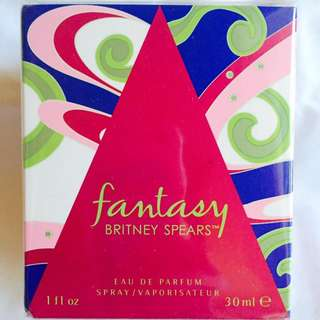 Authentic Britney Spears Fantasy Perfume 30ml