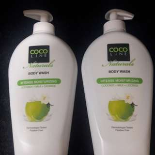Intense Moisturizing Body Wash