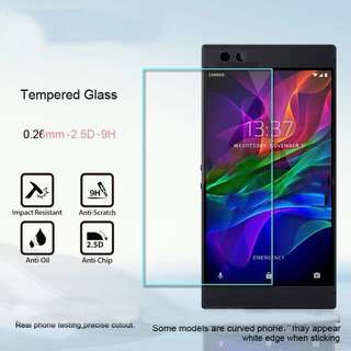 Razer Phone Tempered Glass