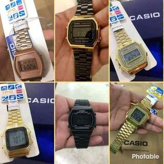 CASIO VINTAGE (OEM JAPAN MADE)