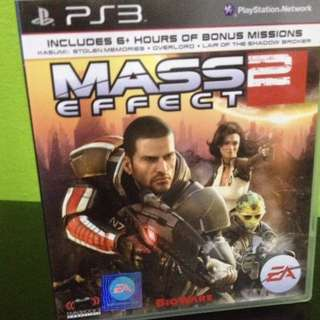 PS3 Mass Effect 2 (2011)