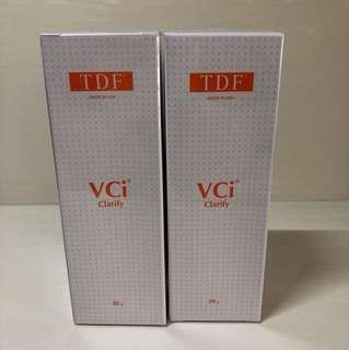 TDF VCi Clarify 30g