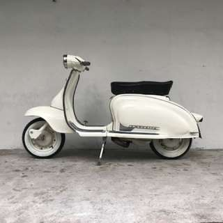 Lambretta Vespa scooter Rental for wedding or events