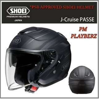 SHOEI J-CRUISE PASSE TC-10