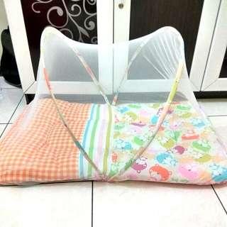 Kasur kelambu baby