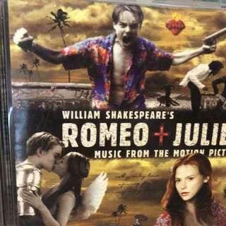 William Shakespeare's Romeo & Juliet Soundtracks