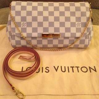 Louis vuitton favorite azur