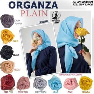 Organza Plain