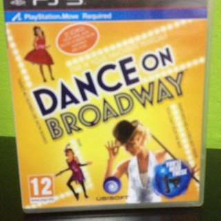 PS3 Dance On Broadway (2010)