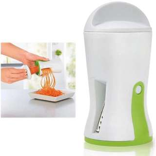 Veggetti 2.0 Multipurpose Vegetable Spiral Slicer