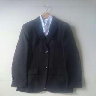 Boys 4-piece tuxedo suit