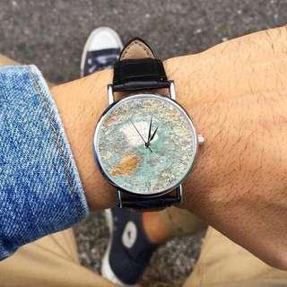 BNIB Woodstock watch 'artic watch'