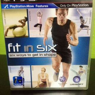 PS3 Fit in Six (2011)