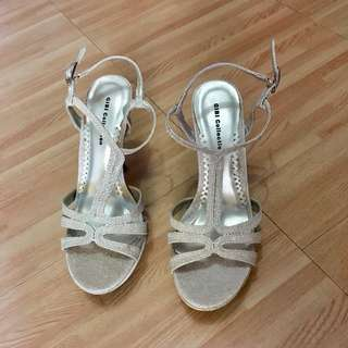 c11adf26596667 high heels sandals size 7