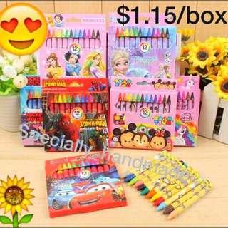 Goodie Bag , Goody Bag, Party Gift, Crayon