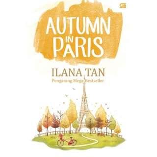 Ebook Autumn in Paris