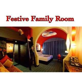 FESTIVE HOTEL 10 - 17 MARCH