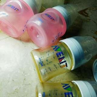 Take All Avent Feeding Bottles