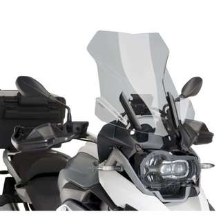 Puig Touring windshield for BMW R1200 GS LC / R1200 GSA LC