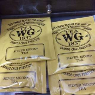 Tea WG TWG Silver Moon Tea