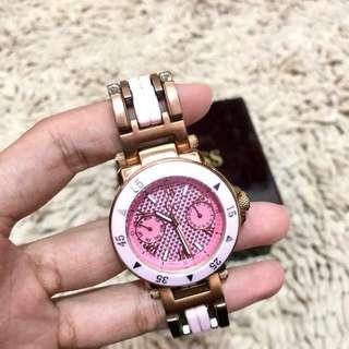 GUESS GC watch jam tangan Rose Gold