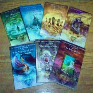 Novel Narnia komplit ebook