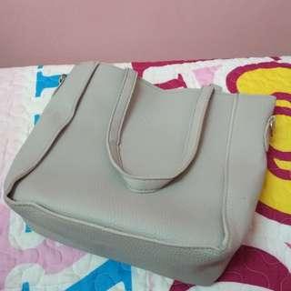 Casual handbag (FREE card holder & simple purse)
