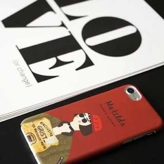 Mathilda iPhone 5 電話殻📱