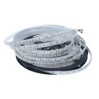 Alitove LED Strip Light 5050 SMD RGB Flexible 32.8FT IP65 Waterproof