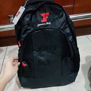 🔥SALE🔥 Fitness First Backpack