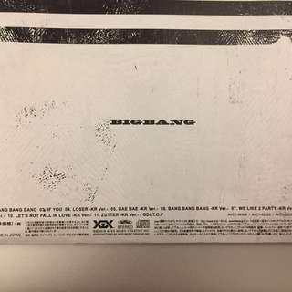 BIGBANG MADE SERIES 日版 CD 全新 未開封 $200 一隻