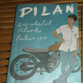 novel dilan 1990
