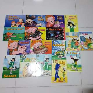 English story books