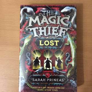 The MagicThief LOST Book 2