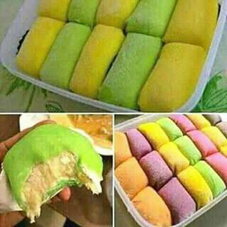 Pancake durian lezat murah dapat banyak