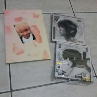 Wts Asap bts Hyyh2 part 2 Album And Luhan Reloaded normal And International album