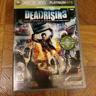 XBOX 360 deadrising