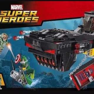 Lego marvels
