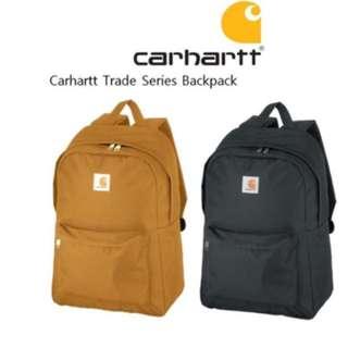 🚚 Carhartt 卡其色後背包