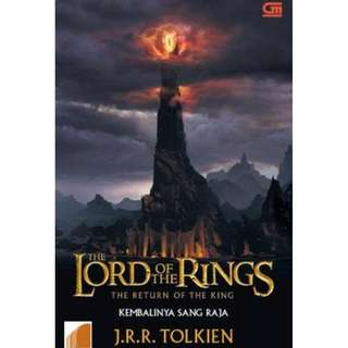 Ebook The Lord of the Rings 3 - The Return of the King