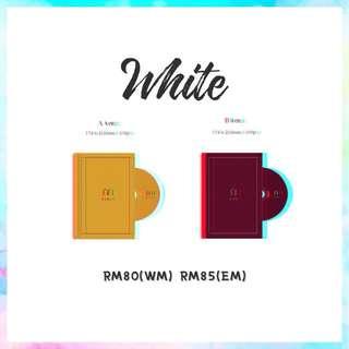 Preorder - YOSEOB White