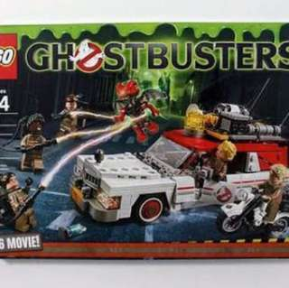 Lego ghost buster