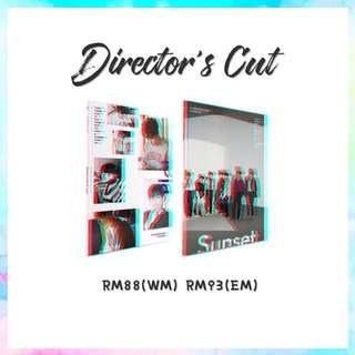 Preorder- SEVENTEEN Director's Cut